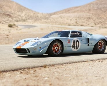 The History of the Ford GT40
