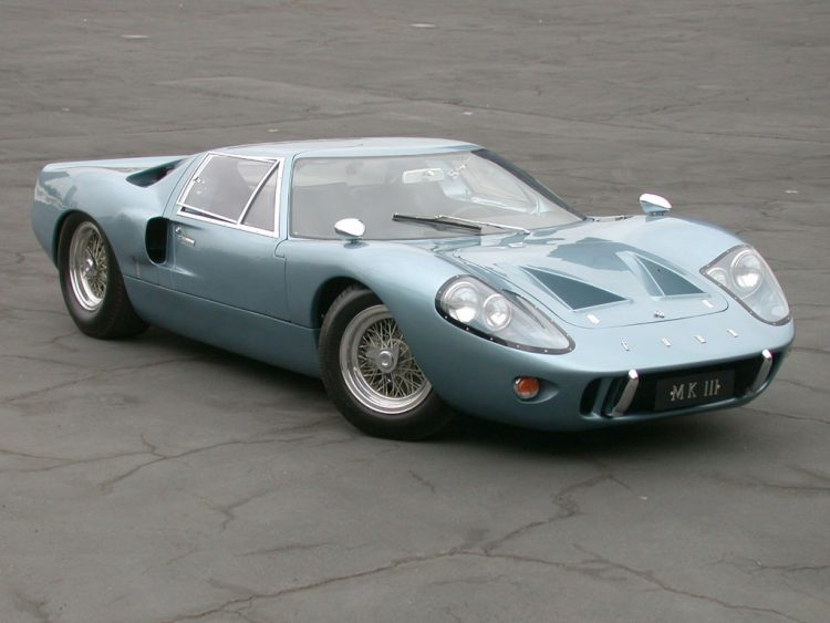 FordGT40 MKIII