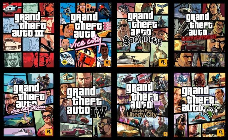 GTA Franchise