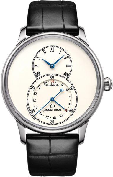 Grande Seconde Quanitieme 43mm Men's Watch