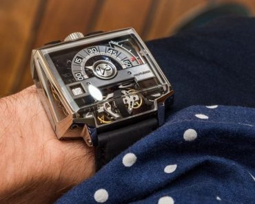 The 10 Finest Hautlence Watches in the World