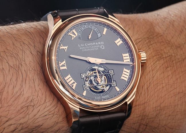 L.U.C. Tourbillon QF Fairmined