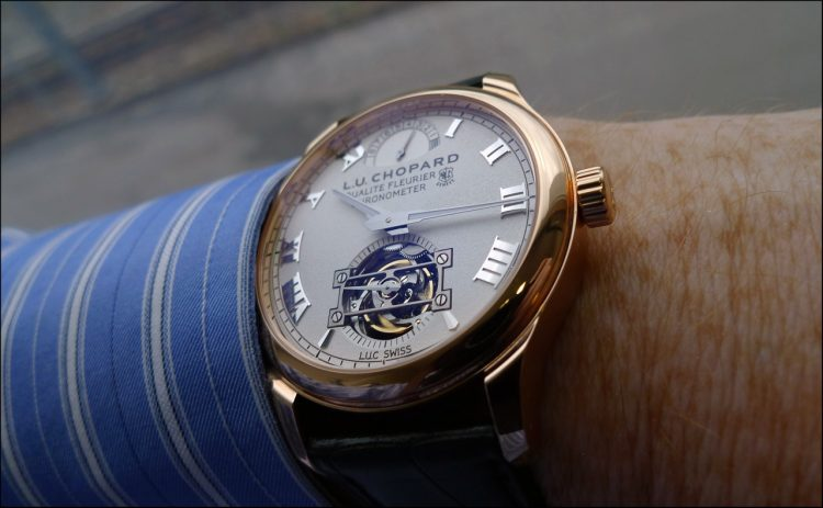 L.U.C. Triple Certification Tourbillon