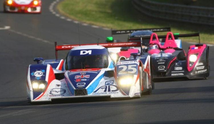 Le Mans Race
