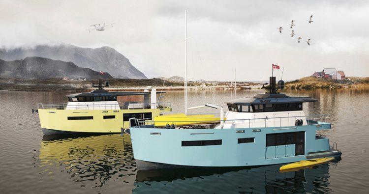 MYBO Modifiable Yacht System