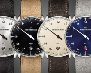 The 10 Finest MeisterSinger Watches in History