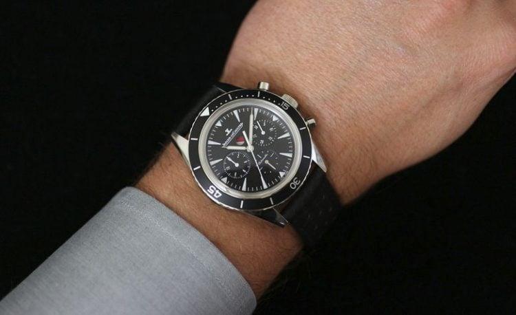Memovox Deep Sea Master Chronograph