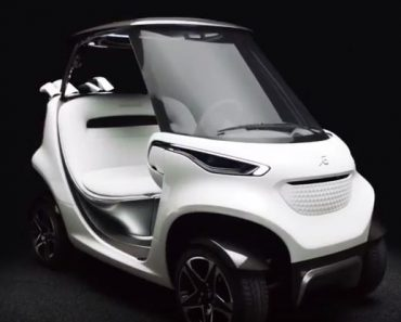 An In-Depth Look at the New Mercedes Benz Golf Cart