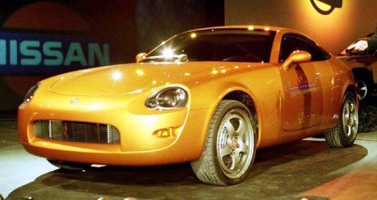 Nissan 240Z Concept