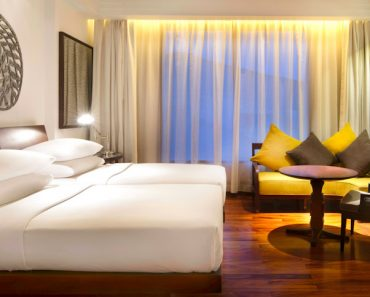 The Top Five Luxury Hotels in Cambodia