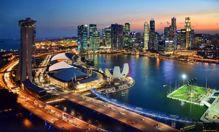 The Top Five Luxury Hotels In Singapore