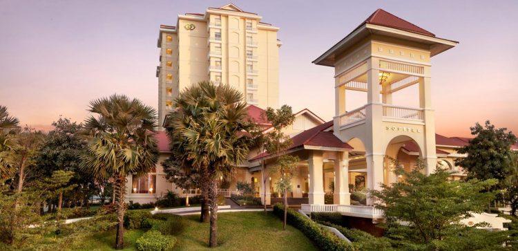 Sofitel Phnom Penh Phokeethra Hotel