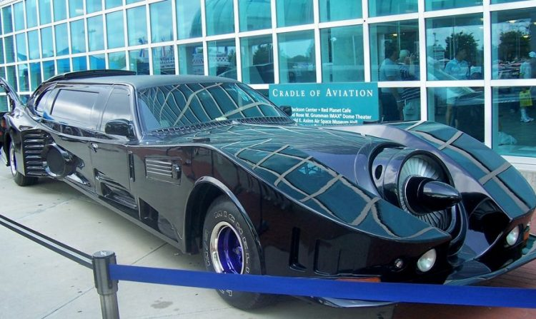 The Batmobile Limousine