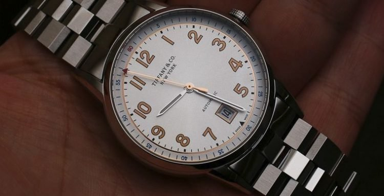 Tiffany CT60 3-hand