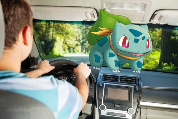 Uber Pokemon Go