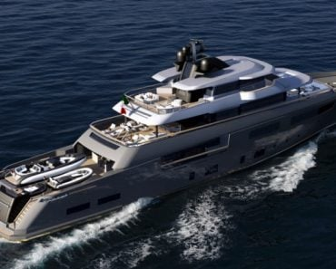 Five Amazing Yacht Designs From Zuccon International Project