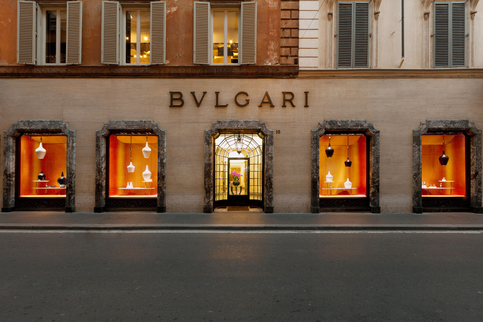 The 10 finest bulgari watches of all time for Milano design shop