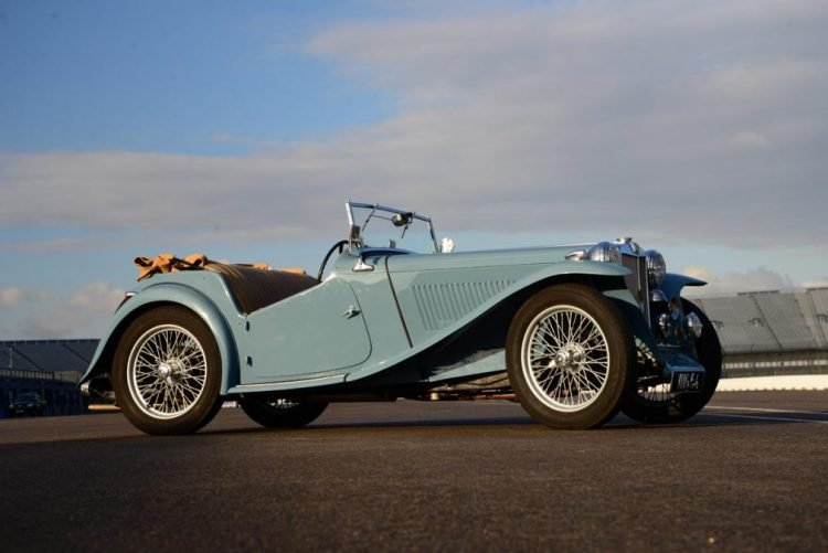 1945 MG TC Midget