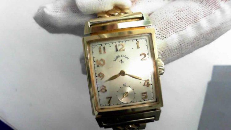1947 14K Gold Lord Elgin