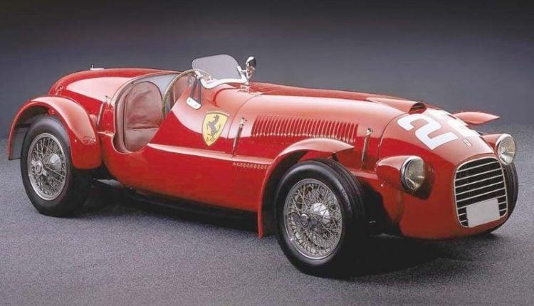 1948 Ferrari 166 S