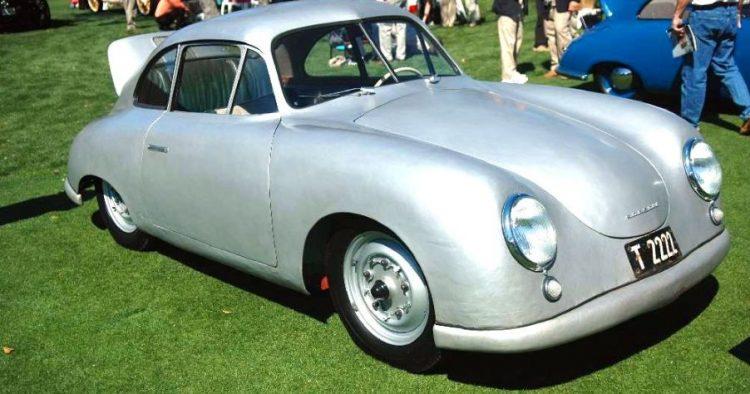 1949 Porsche 356