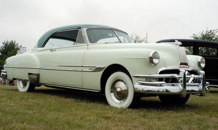 1950 Pontiac Chieftain Catalina Coupe