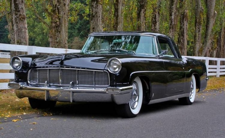 10 Best American Luxury Cars: The Top 10 Luxury Cars Of The 1950s