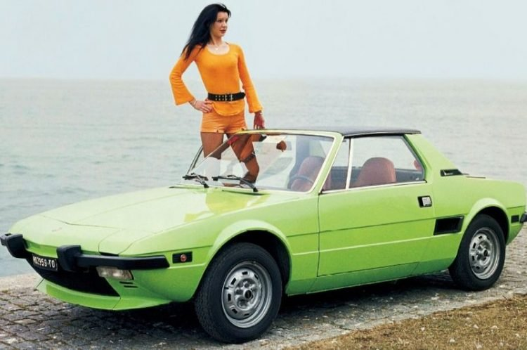 1972 FIAT X19