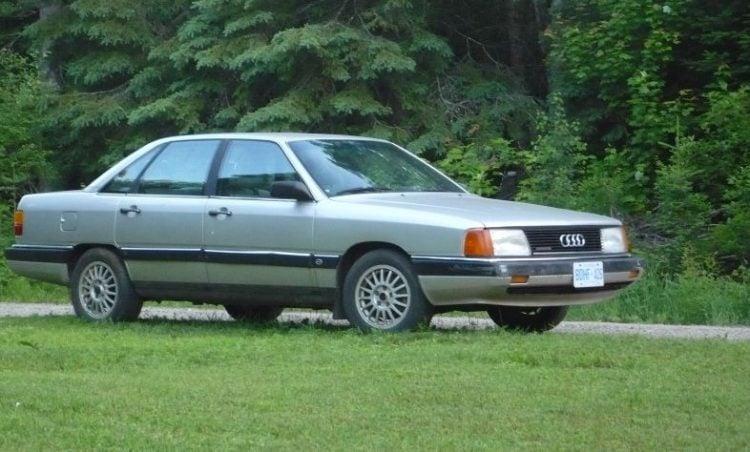 1985 Audi 5000