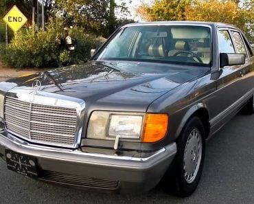 The Top 10 Luxury Sedans of the 1980s
