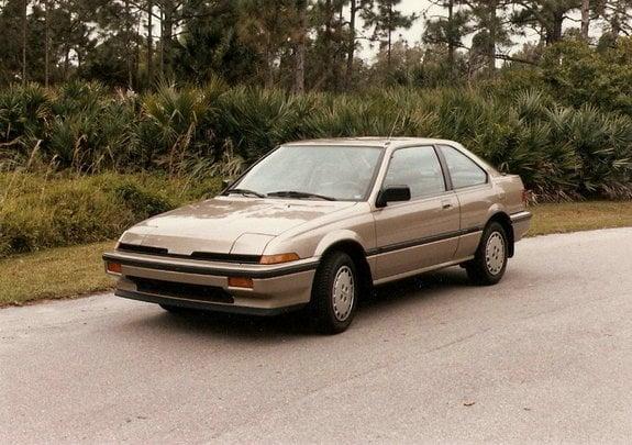 1987 Acura Integra