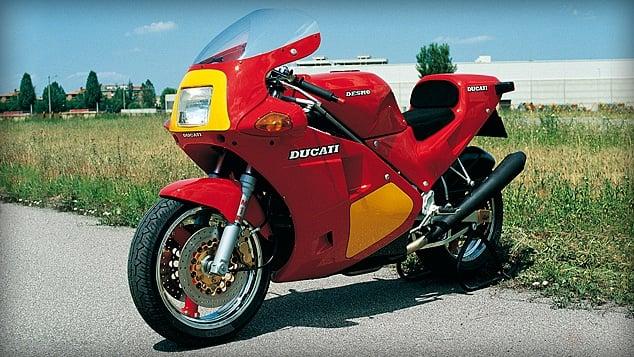 1987 Ducati 851