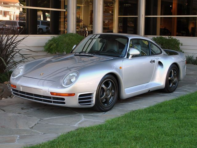 The Top 10 Porsche Models Of All Time