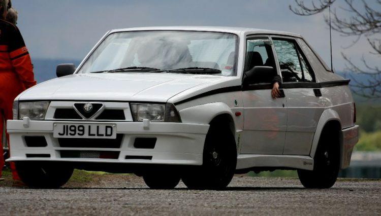 1989 Alfa Romeo Milano Gold Automatic