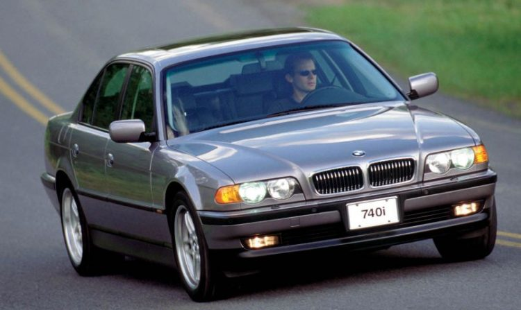 The Top 10 Luxury Cars Of The 1990s