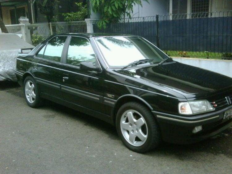 1996 Peugeot 405