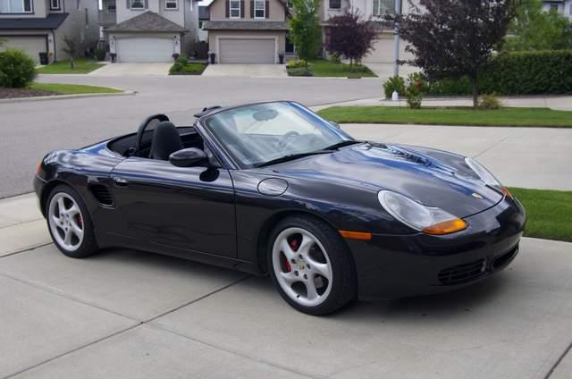 2002 Porsche Boxter 986