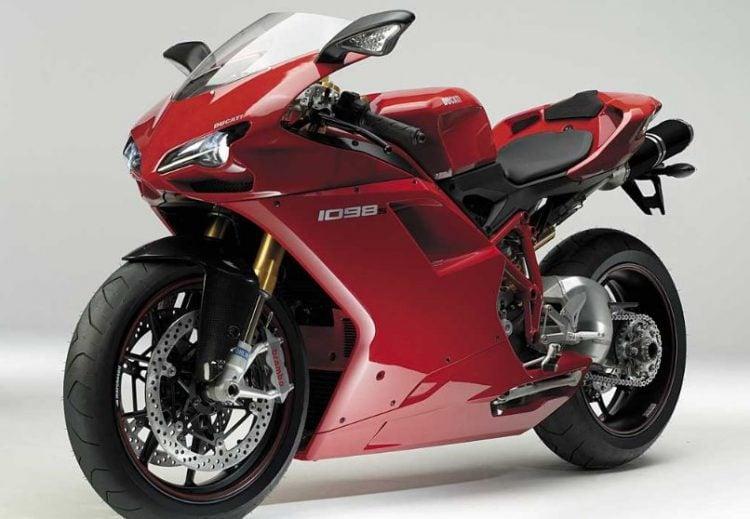 2007 Ducati 1098 S