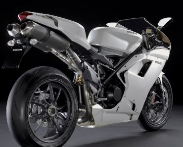 The Top 10 Ducati Motorcycles of All-Time