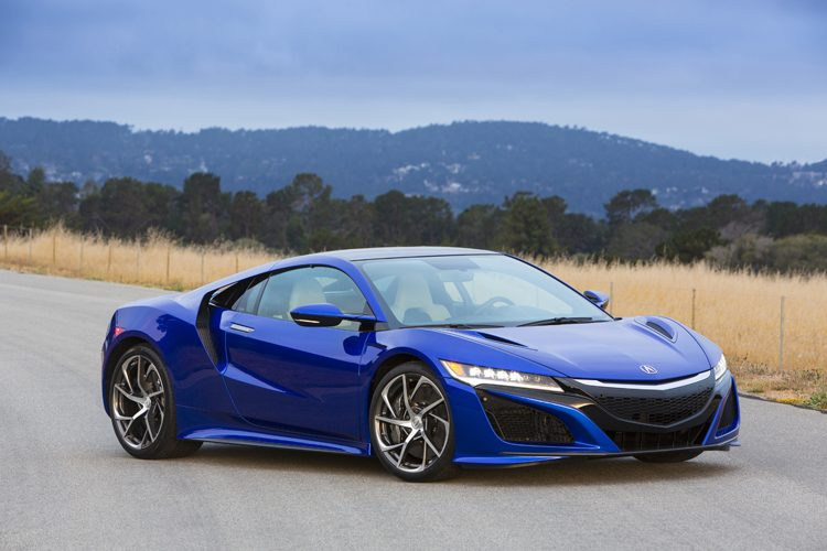 Also Known As Honda Nsx It S A 2 Seater Mid Engined Sports Car With 0l V6 Engine Rear Wheel Drive The Was Launched In 1989 Got Reed 1997