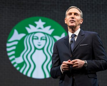 10 Things You Didn't know about Starbucks CEO Howard Schultz