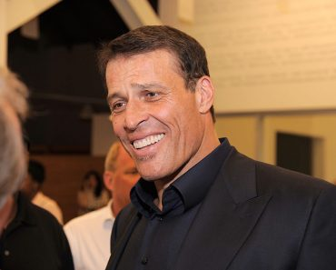 20 Things You Didn't Know about Tony Robbins