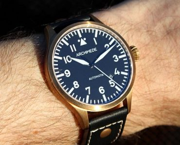 The 10 Finest Archimede Watches of All-Time