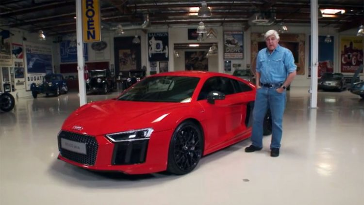 The Most Expensive Cars That Jay Leno Owns - Most expensive audi sports car