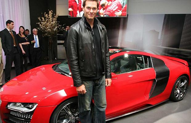 Audi R8 - Tom Brady