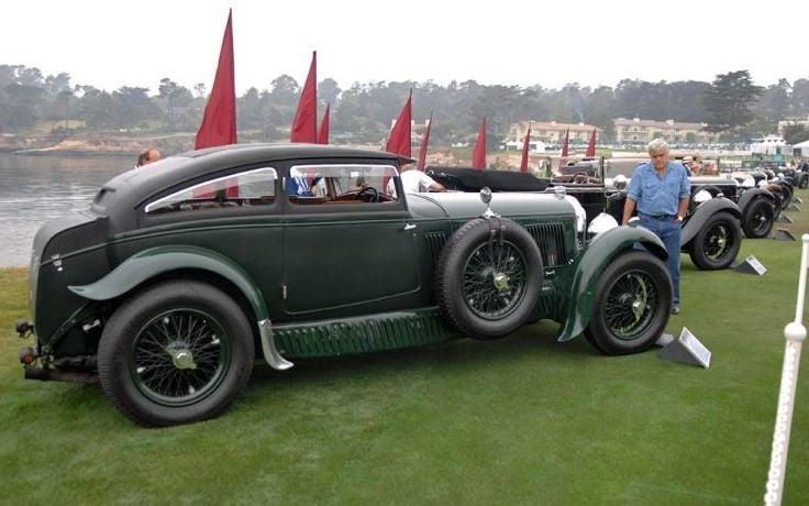 Bentley Six Speed