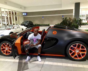 A Closer Look at Floyd Mayweather's Car Collection
