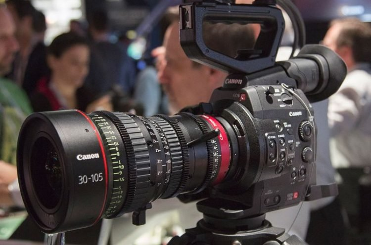 Canon EOS C500 4K Cinema Camera