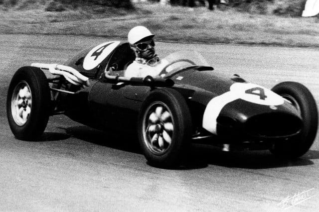 Cooper T43 1958 Grand Prix