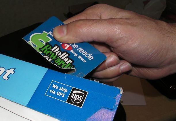 Credit Card Letter Opener
